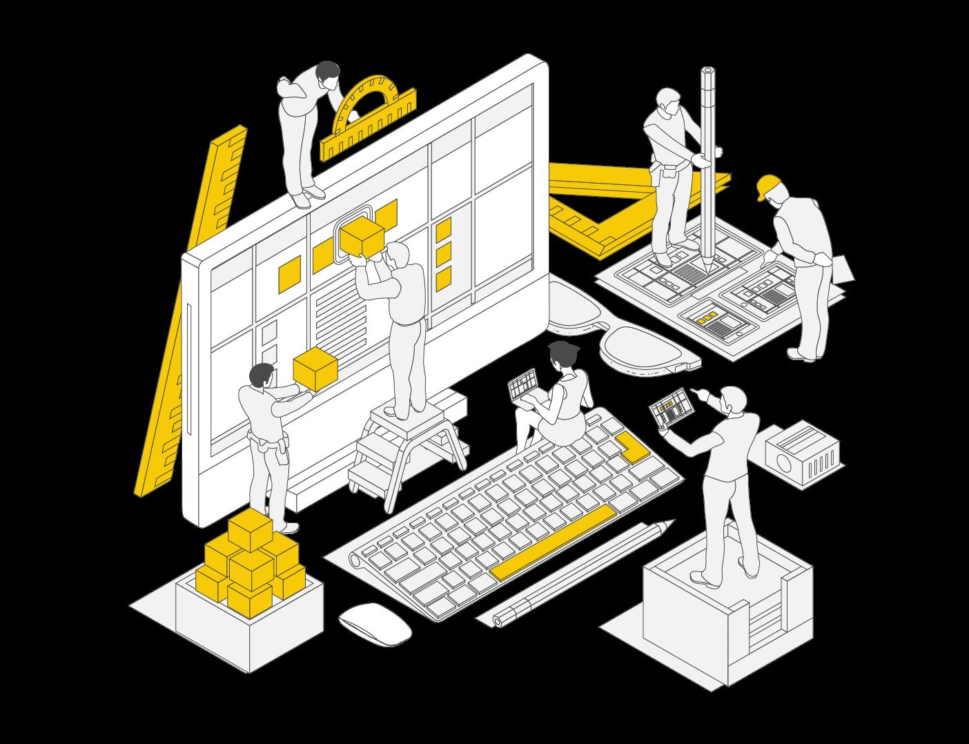 בניית אתרים - קטגוריה